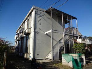 ラポール犬目 2階の賃貸【東京都 / 八王子市】