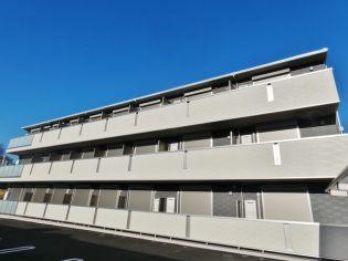 東京都日野市豊田2丁目の賃貸アパート