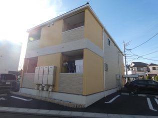 東京都昭島市緑町2丁目の賃貸アパート