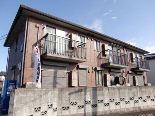 東京都日野市栄町2丁目の賃貸アパート