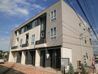 東京都羽村市小作台3丁目の賃貸アパート