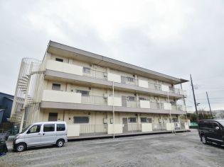 東京都福生市大字熊川の賃貸マンション