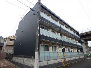 東京都日野市旭が丘1丁目の賃貸アパート