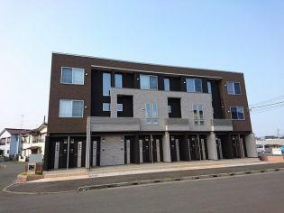 東京都武蔵村山市榎3丁目の賃貸アパート