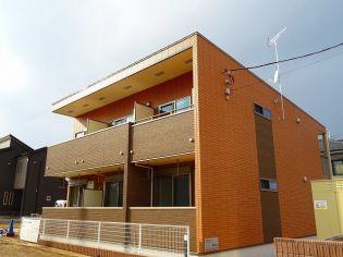 東京都西多摩郡瑞穂町大字箱根ケ崎の賃貸アパートの外観