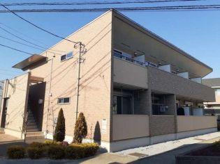 東京都昭島市緑町1丁目の賃貸アパート