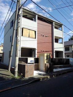 東京都福生市大字熊川の賃貸アパート
