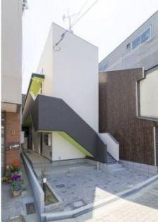 大阪府大阪市生野区林寺6丁目の賃貸マンションの外観