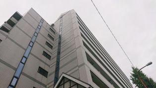 ヴァンルノワール新御堂[8階]の外観