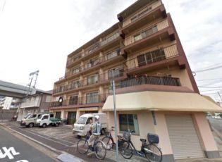 大窪マンション 5階の賃貸【兵庫県 / 神戸市東灘区】