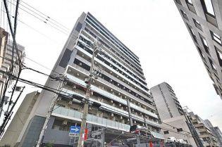 エステムプラザ神戸三宮ルクシア[2F号室]の外観