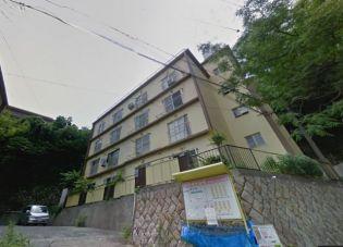 岡本梅林住宅[5-403号室]の外観