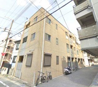 オーズハイツ新神戸[302号室]の外観