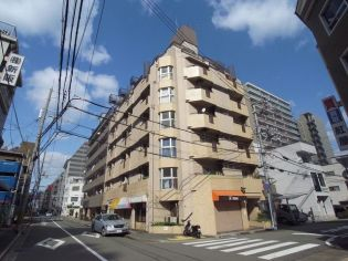 GSハイム高速神戸 2階の賃貸【兵庫県 / 神戸市中央区】
