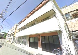 浅利ハイツ 2階の賃貸【兵庫県 / 神戸市東灘区】