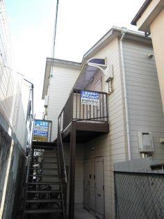 ハイムヤマモト 2階の賃貸【兵庫県 / 神戸市灘区】