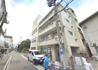 三建マンション[4B号室]の外観