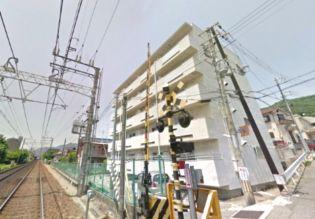 ユーコート岡本[3階]の外観