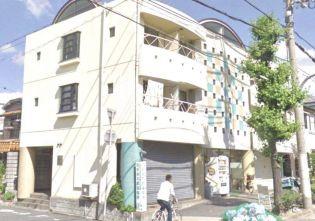 ハイグレード甲南[3階]の外観