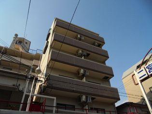 ラ・エソール[6階]の外観