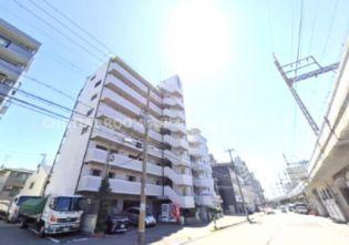 澤村マンション[602号室]の外観
