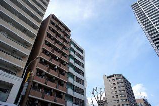エステムコート神戸県庁前2[5階]の外観