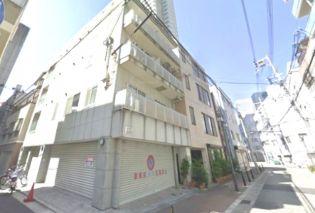 新井マンション[4階]の外観