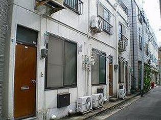 山中ビル 2階の賃貸【兵庫県 / 神戸市中央区】