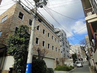 ラ・コートドール新神戸[1階]の外観