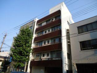 生田マンション[4階]の外観