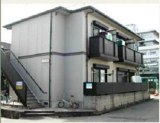 大山ハイツ[1階]の外観