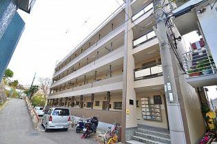 エルパラッツォ熊内 3階の賃貸【兵庫県 / 神戸市中央区】