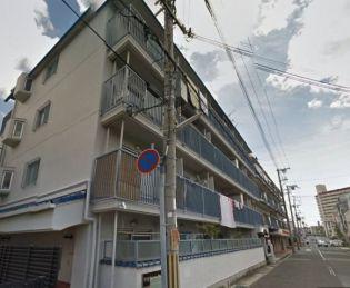 甲南青木コーポラス 2階の賃貸【兵庫県 / 神戸市東灘区】