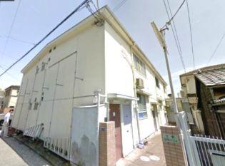 北野田中ハウス 2階の賃貸【兵庫県 / 神戸市中央区】