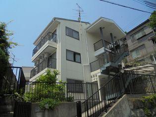 美野丘ハイツ 3階の賃貸【兵庫県 / 神戸市灘区】