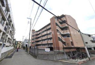 エル・クレセール大石 5階の賃貸【兵庫県 / 神戸市灘区】