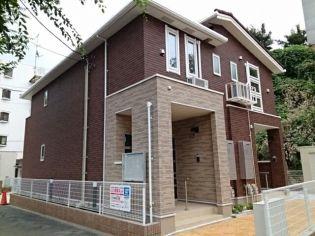 東京都八王子市下柚木の賃貸アパート