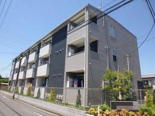 東京都日野市旭が丘2丁目の賃貸アパート