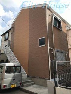 神奈川県相模原市南区南台2丁目の賃貸アパート
