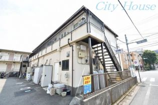 第二唐沢コーポ 2階の賃貸【東京都 / 多摩市】