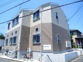 神奈川県相模原市南区北里1丁目の賃貸アパート
