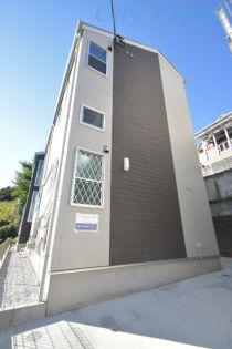 神奈川県川崎市宮前区菅生ケ丘の賃貸アパート