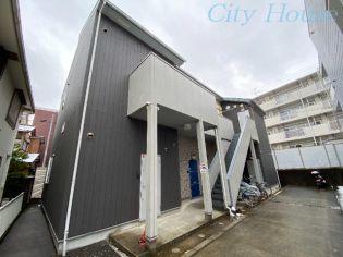 神奈川県川崎市多摩区布田の賃貸アパート