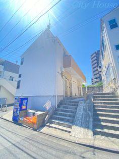 東京都八王子市東中野の賃貸アパート
