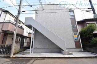 神奈川県相模原市中央区小山3丁目の賃貸アパート