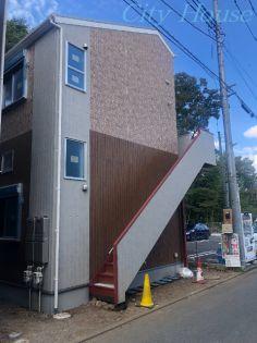 神奈川県相模原市緑区元橋本町の賃貸アパート
