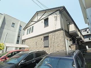 兵庫県神戸市東灘区御影中町2丁目の賃貸アパート