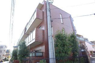 シェルプール2番館[2階]の外観