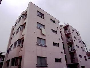 東雲マンションB[2階]の外観