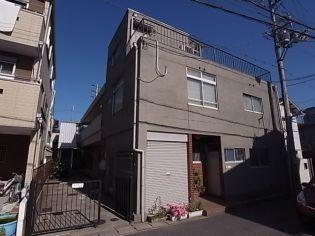 コーポ赤松[1階]の外観